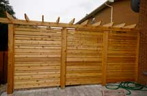 Fence design and construction in toronto