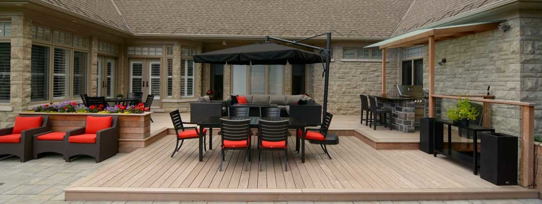 Build a Great Patio Deck on a Budget
