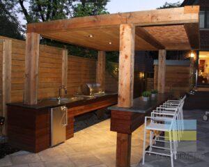 Toronto Decks And Fence Outdoor Kitchen