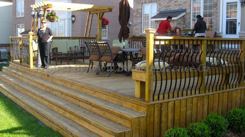Toronto Decks And Fence Patio Design (1)