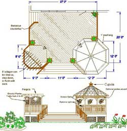 toronto-decks-and-fence-permit-drawings-service